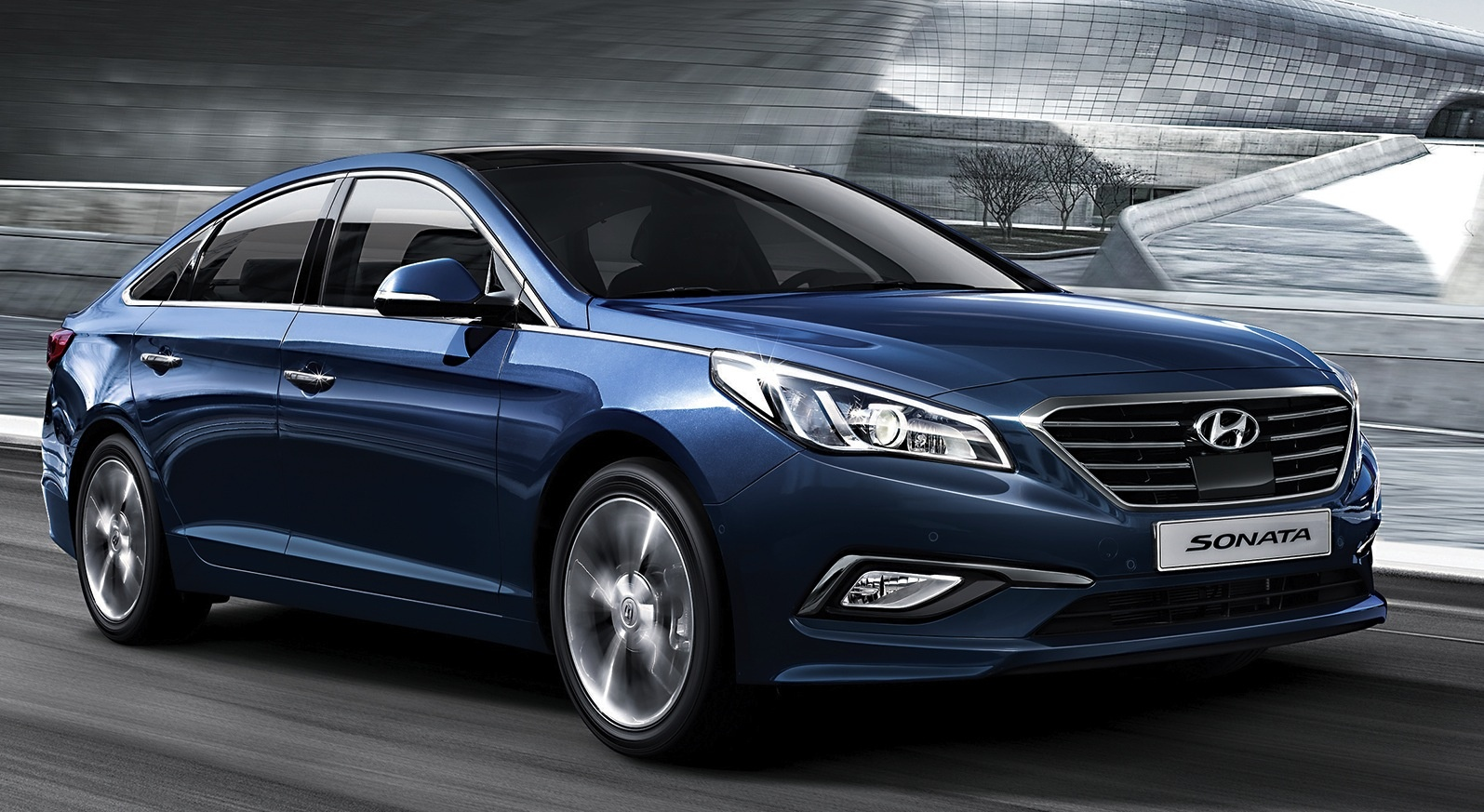 Pictures of hyundai sonata #6