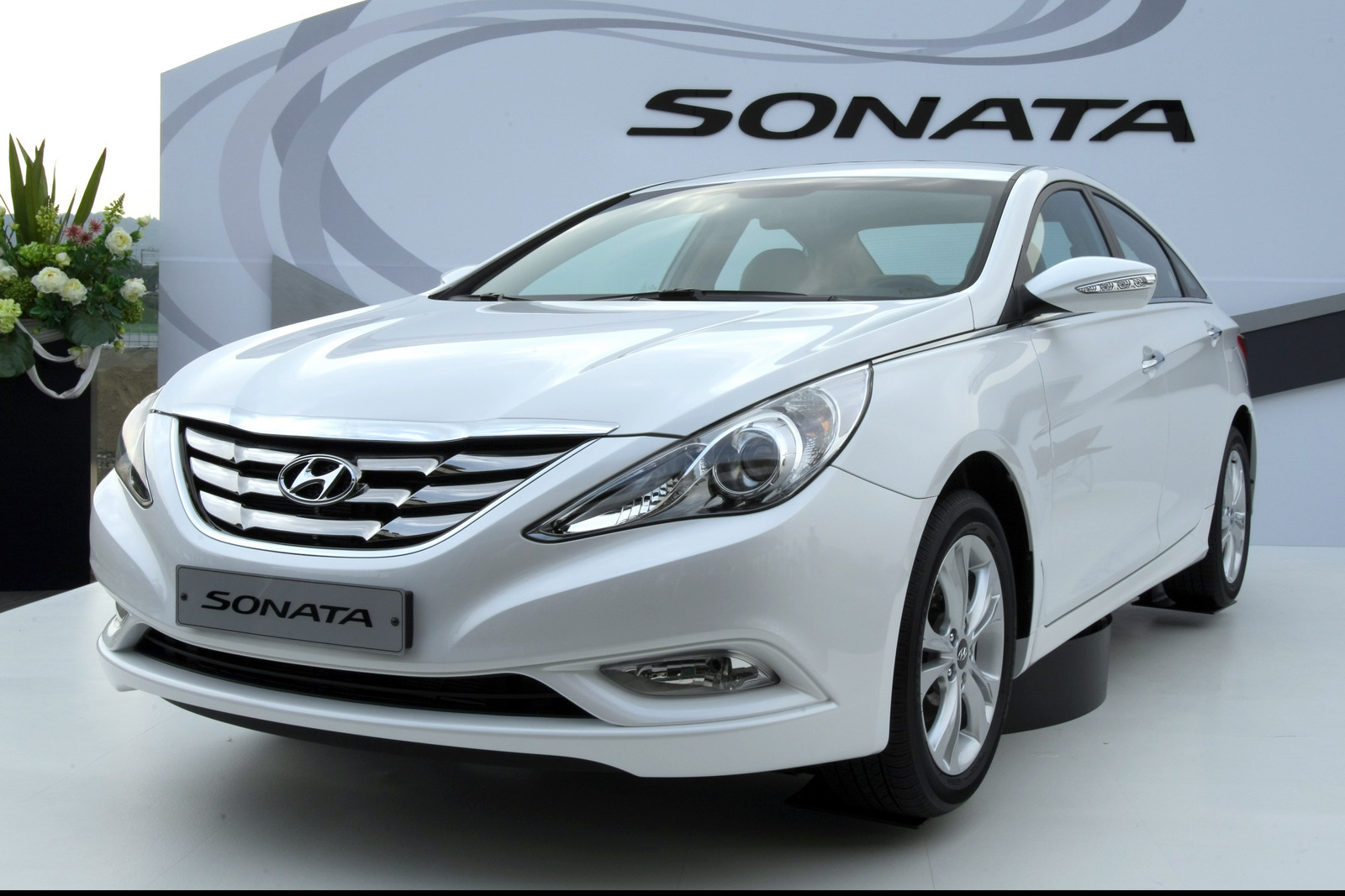 Pictures of hyundai sonata #14