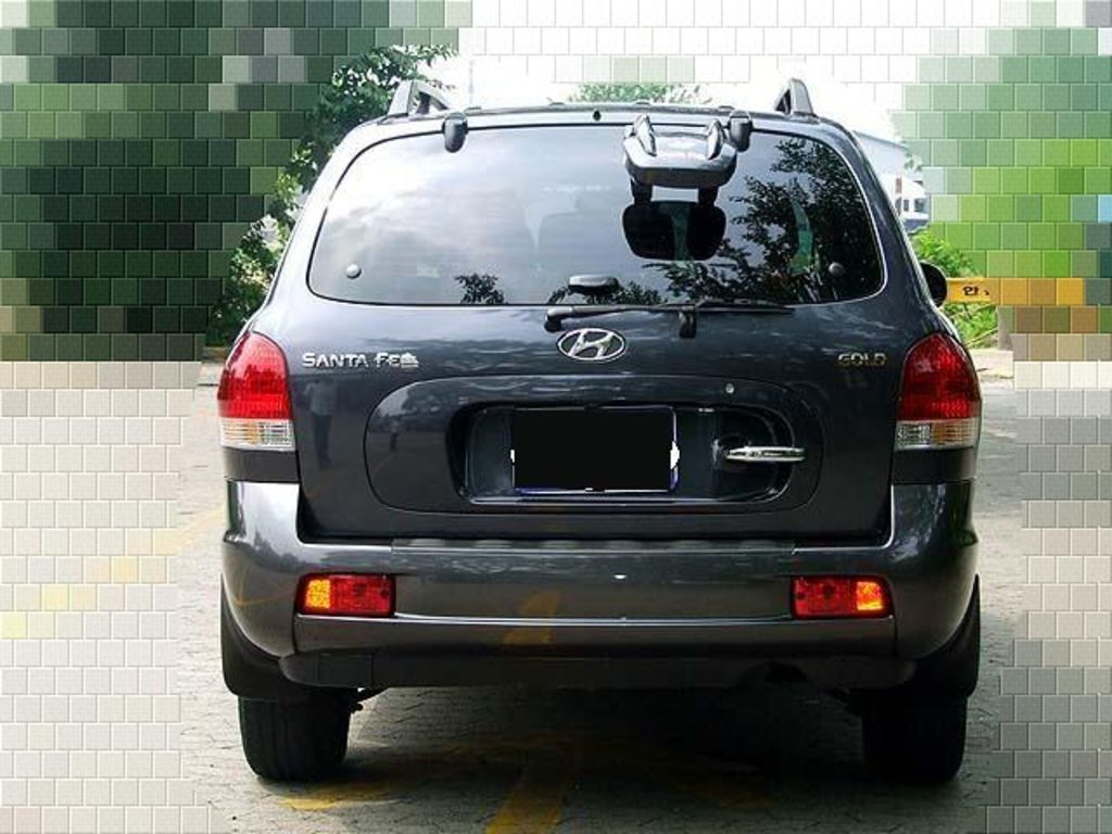 Pictures of hyundai terracan 2005