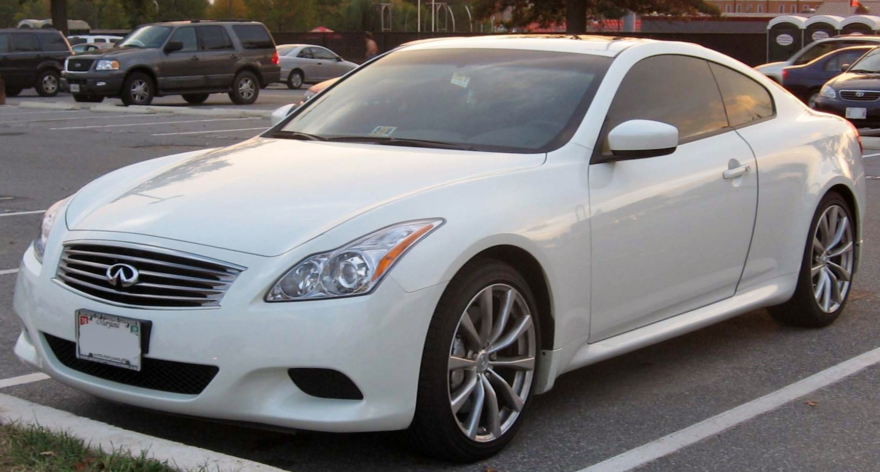 Pictures of infiniti g37