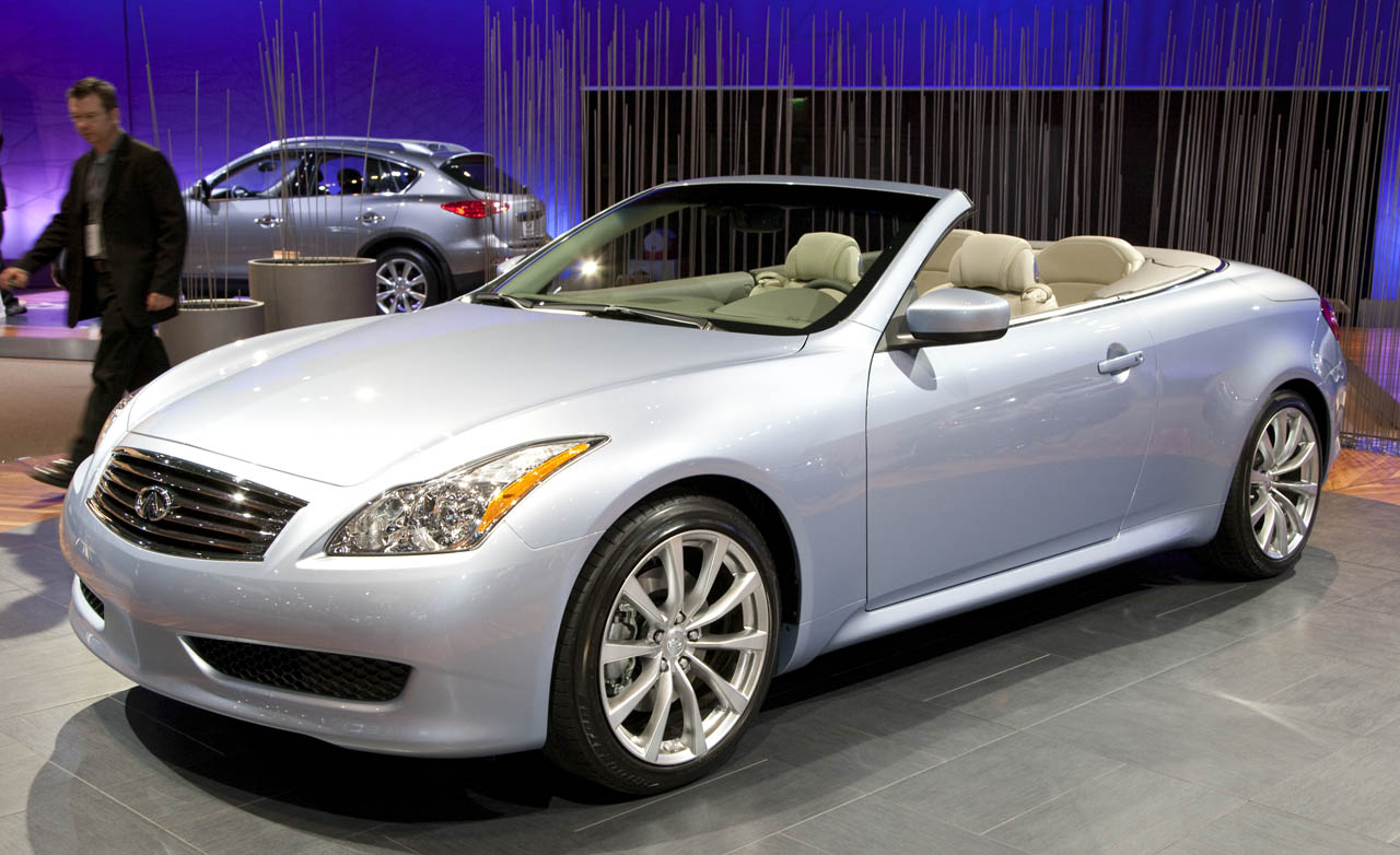 Pictures Of Infiniti G37 Convertible 2016