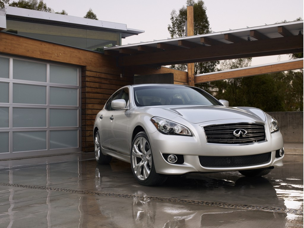 Pictures of infiniti m