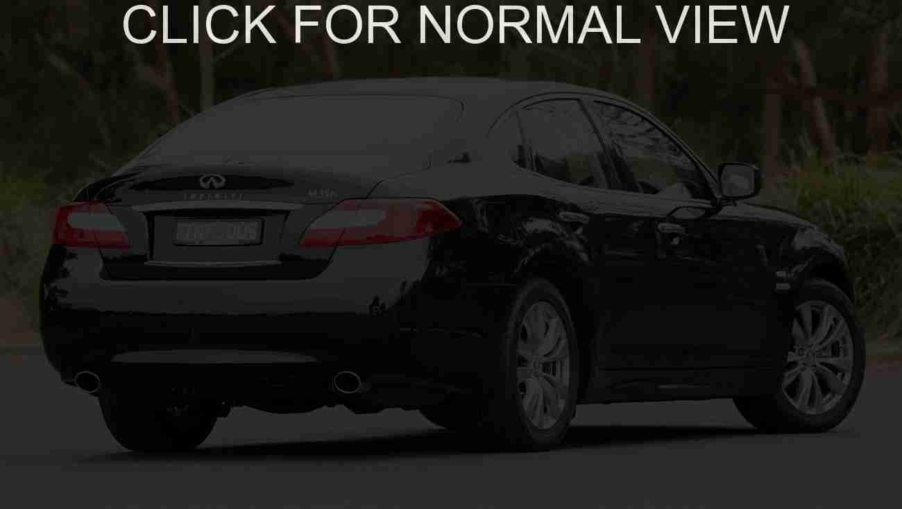 Pictures of infiniti m 2014