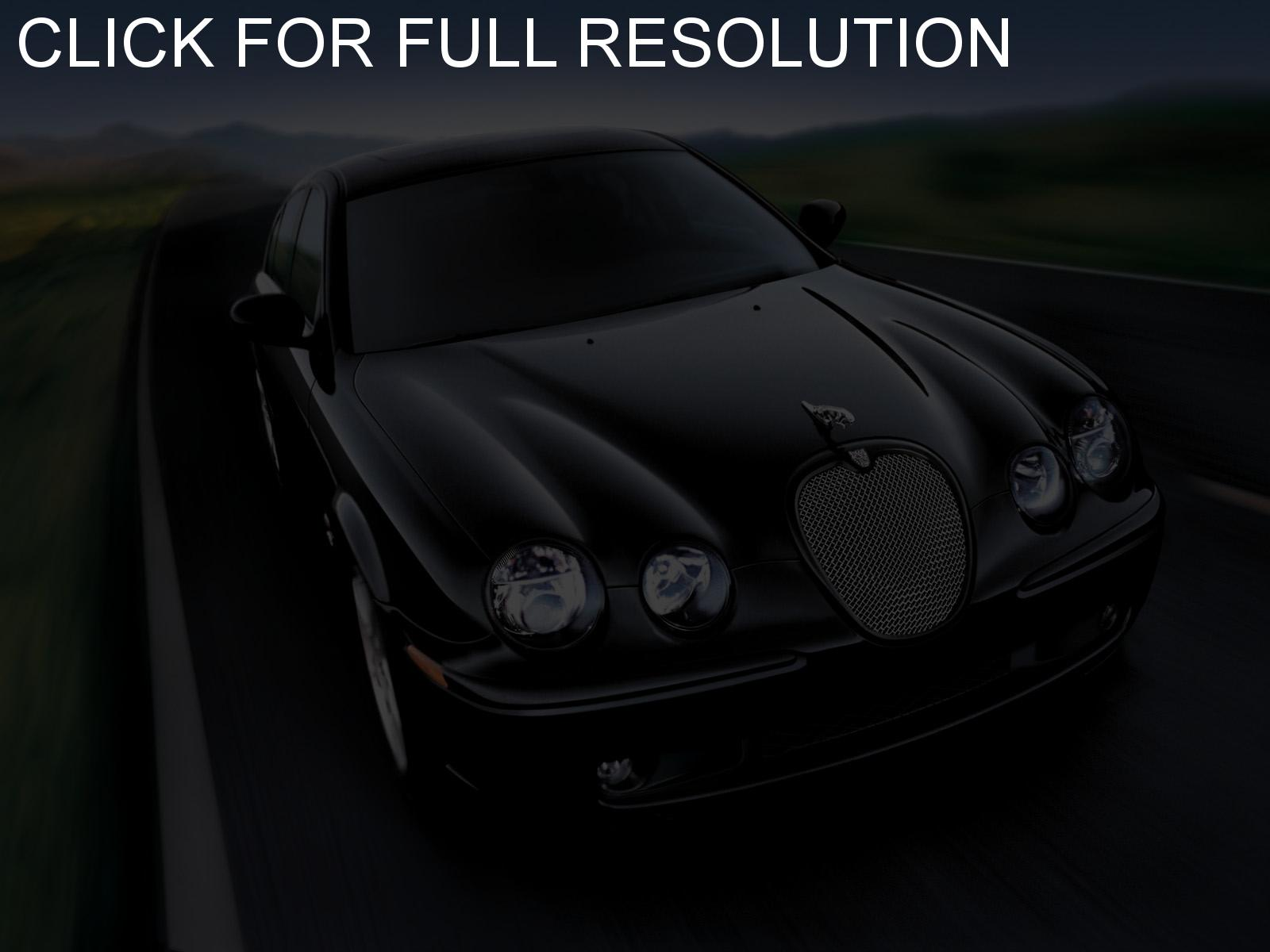 Pictures of jaguar s-type
