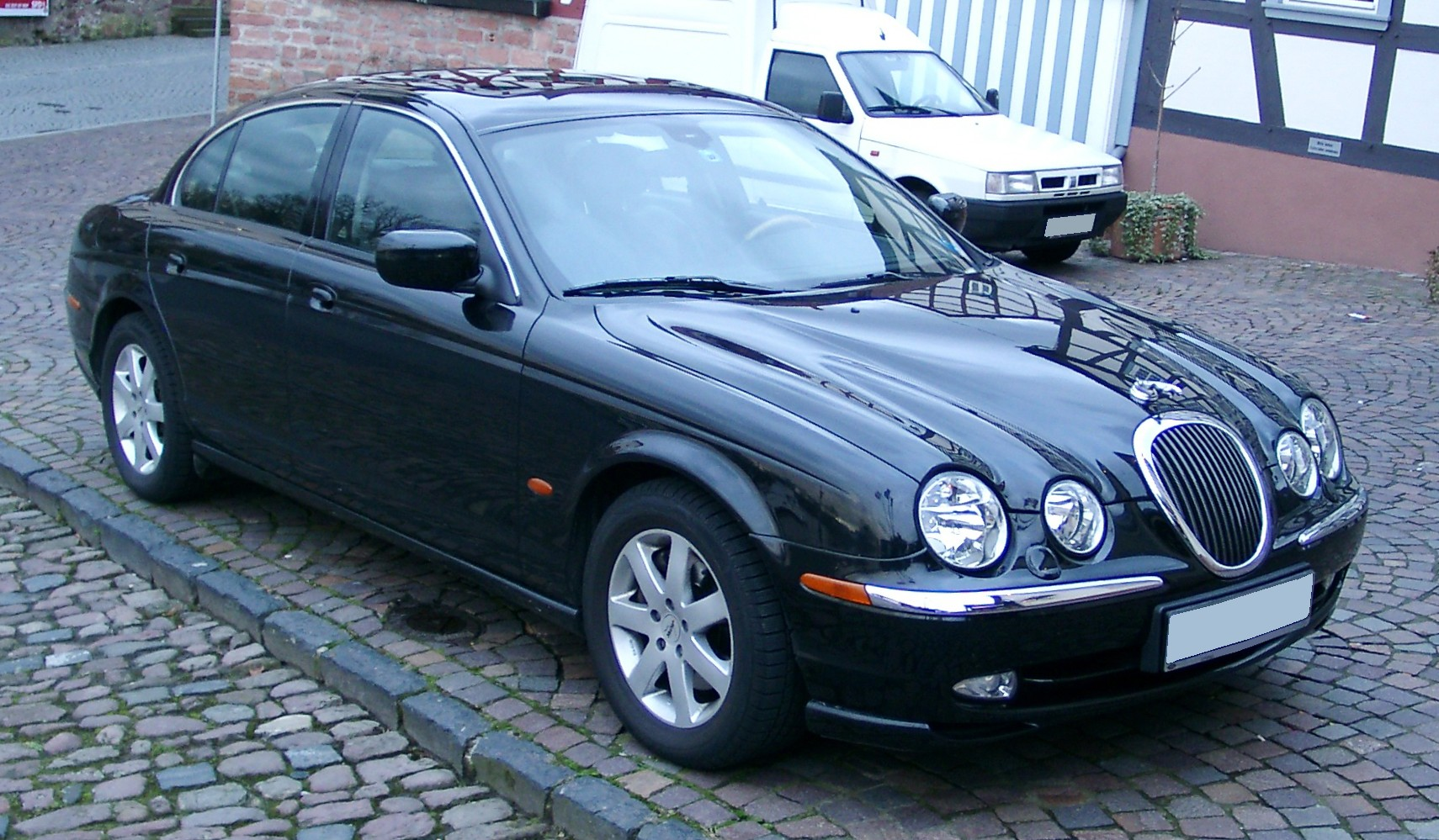 Pictures of jaguar s-type (ccx) 2007