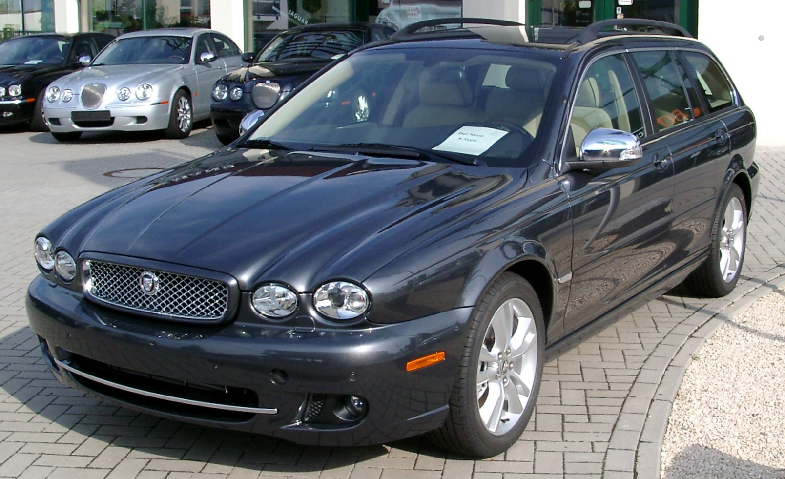 Pictures of jaguar x-type #3