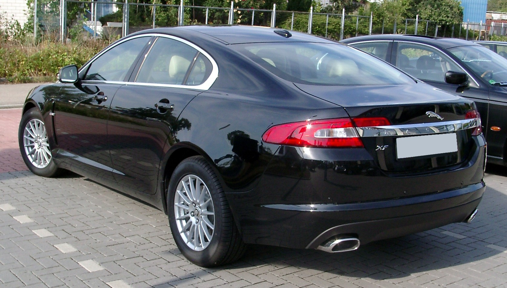 Pictures of jaguar xf #5