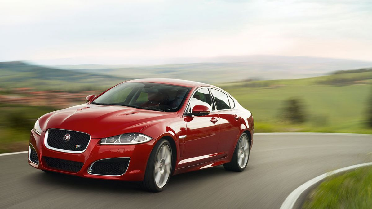 Pictures of jaguar xf 2014 #1