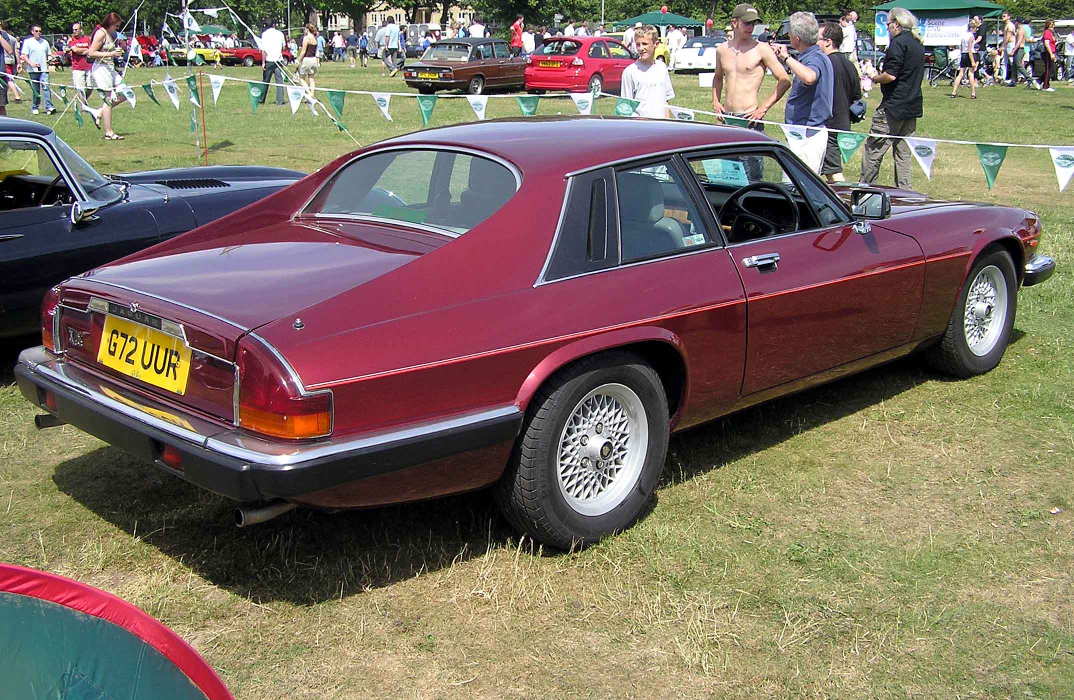 Pictures of jaguar xjs #9