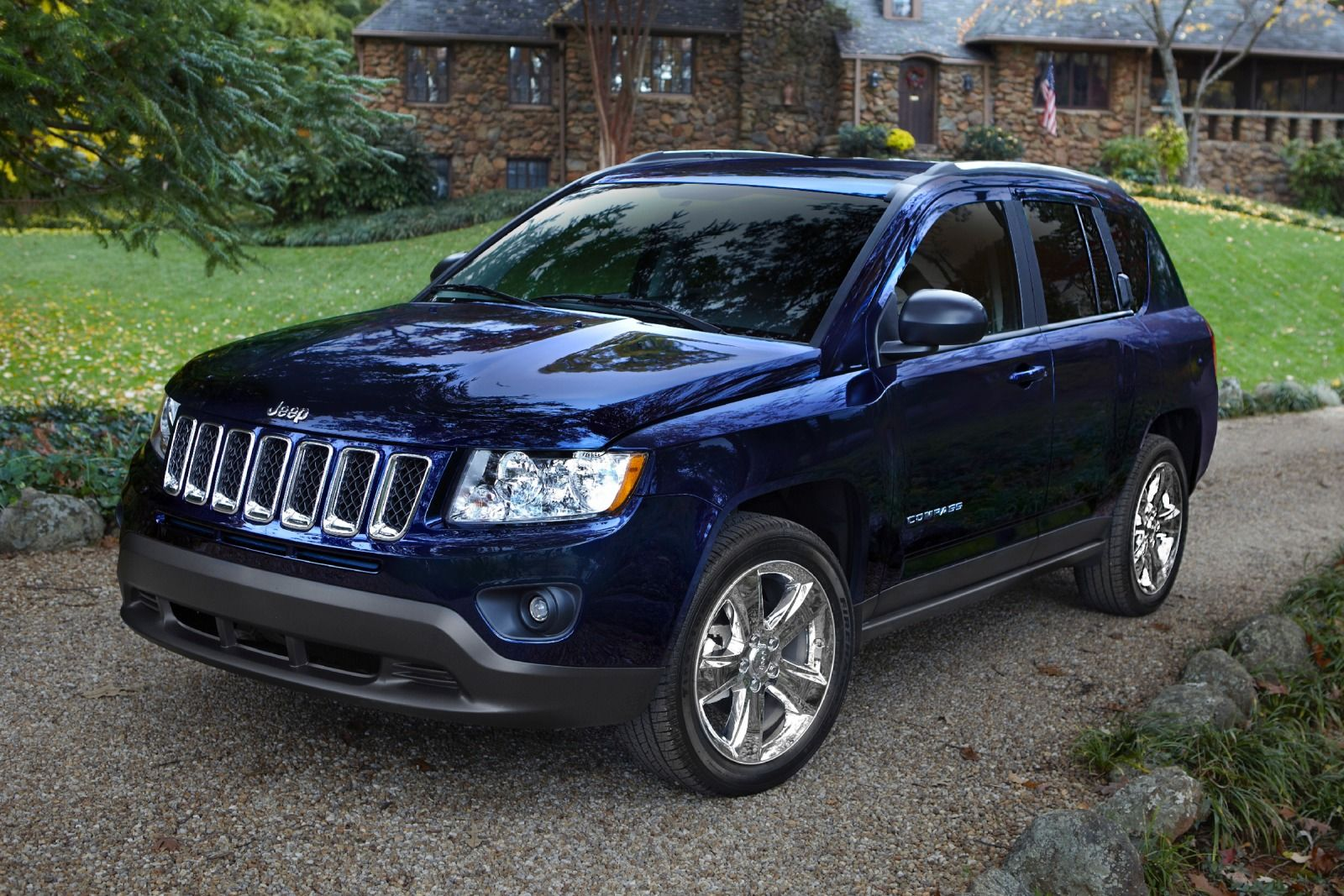 Pictures of jeep compass #6