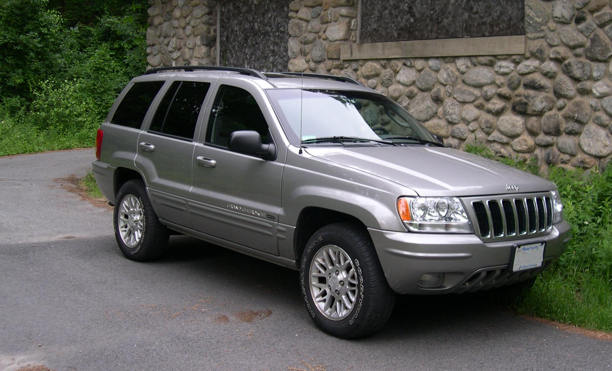 Pictures of jeep grand cherokee #7