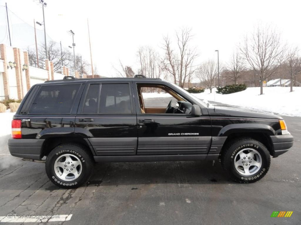 Pictures Of Jeep Grand Cherokee I Z 1997 6