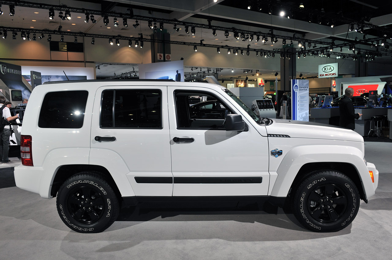 Pictures of jeep liberty #8