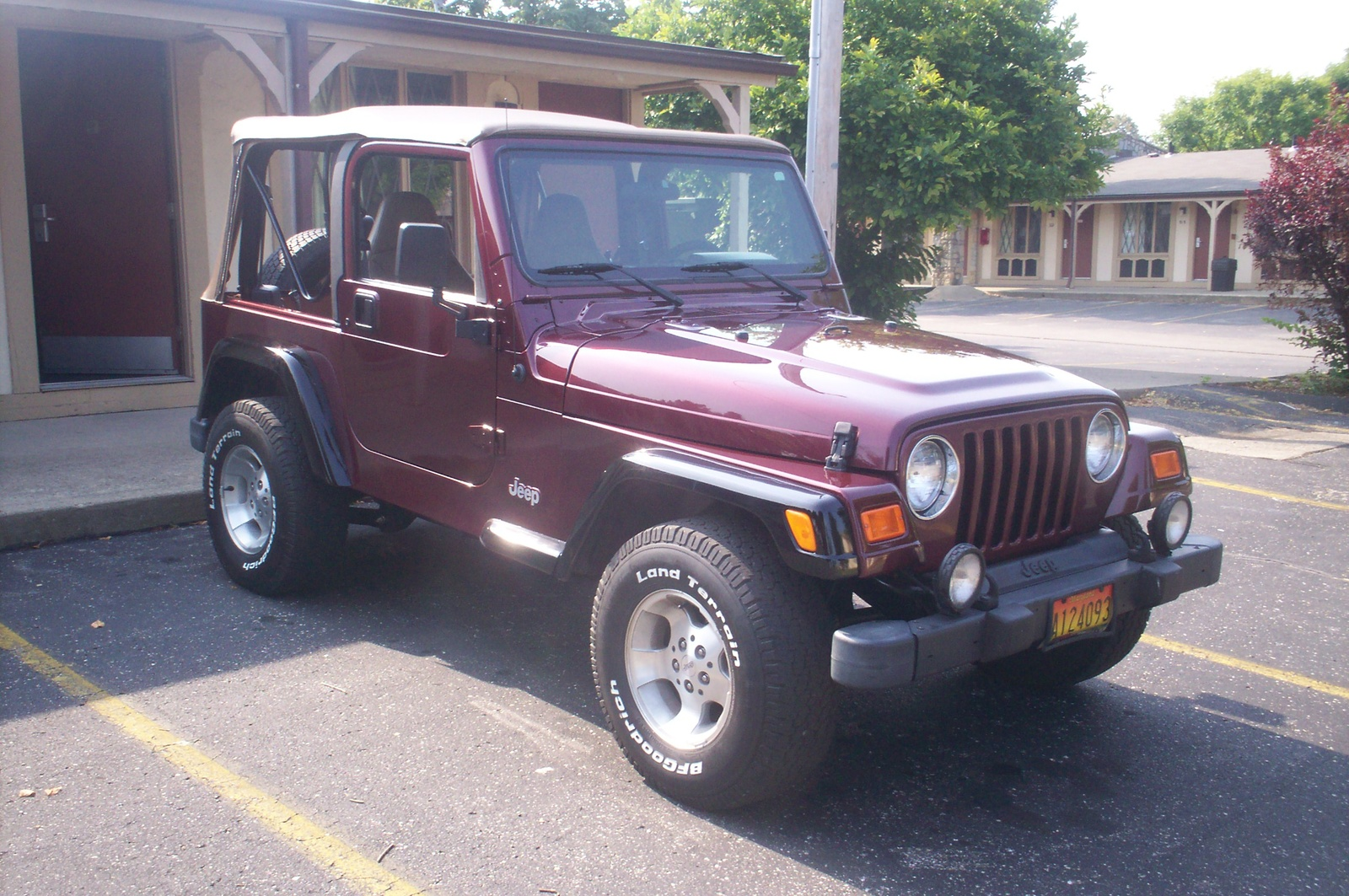 2001 jeep wrangler ii tj pictures information and specs auto. Black Bedroom Furniture Sets. Home Design Ideas