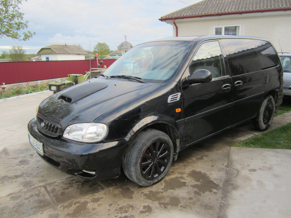 Pictures Of Kia Carnival Up