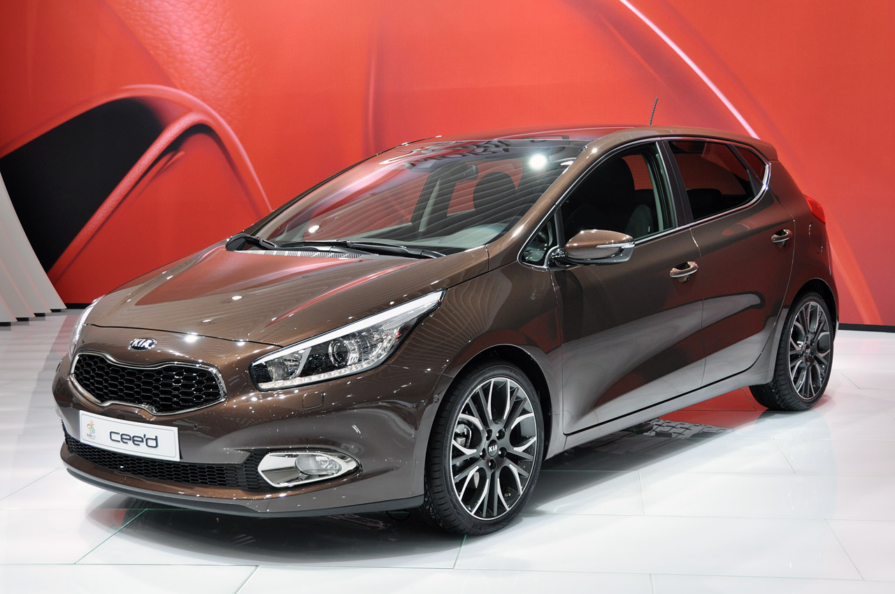 Pictures of kia ceed