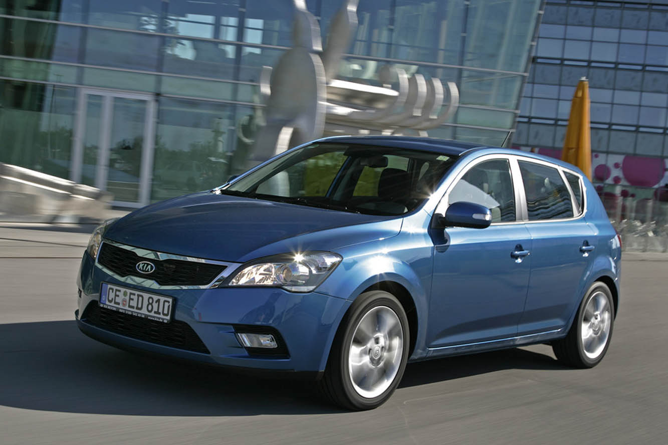 Pictures of kia ceed 2010 #7