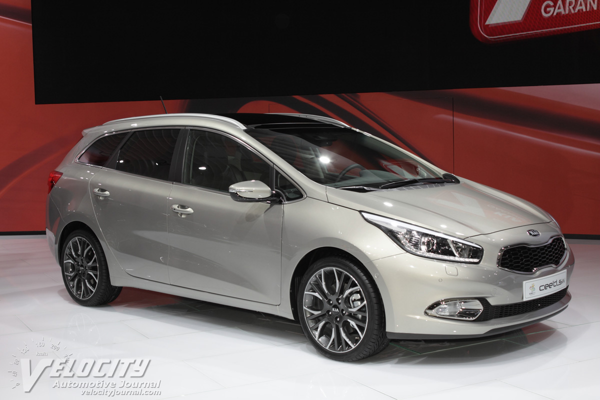 2012 kia ceed ii sw pictures information and specs auto. Black Bedroom Furniture Sets. Home Design Ideas