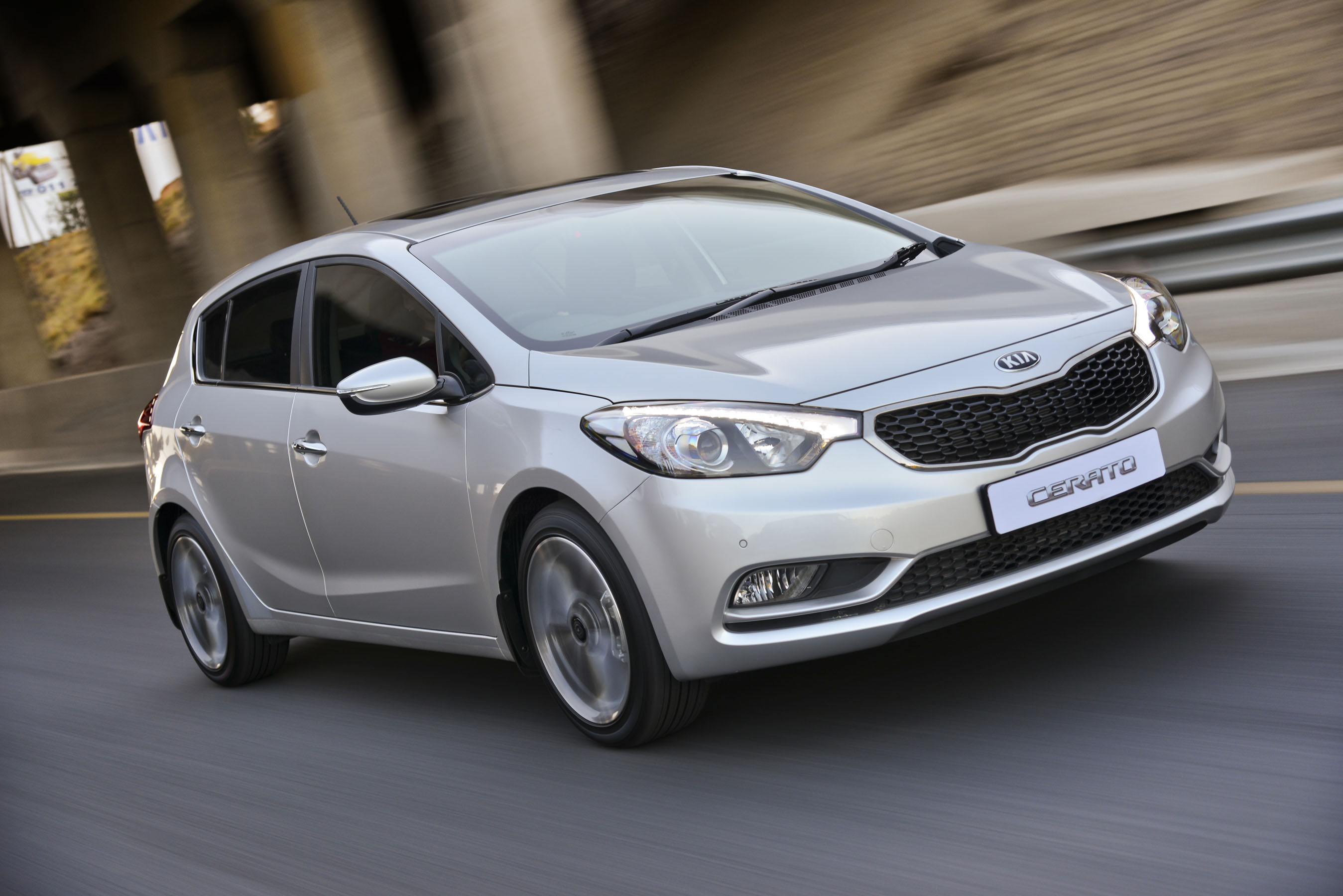 Pictures of kia cerato