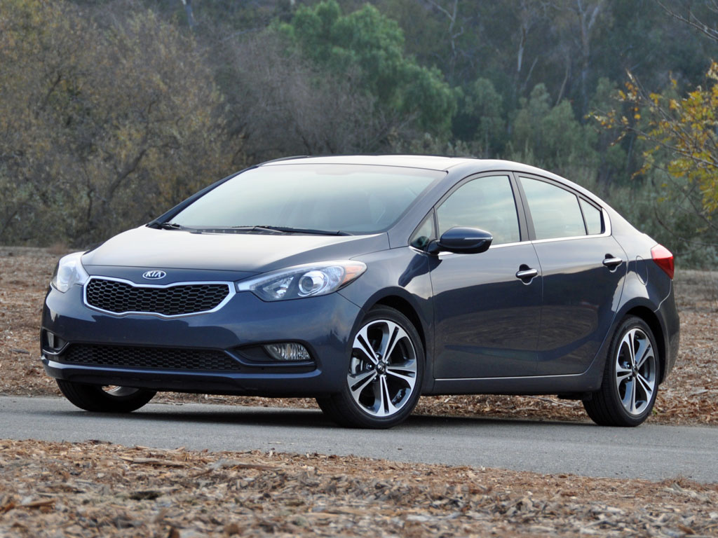 Pictures of kia forte #8