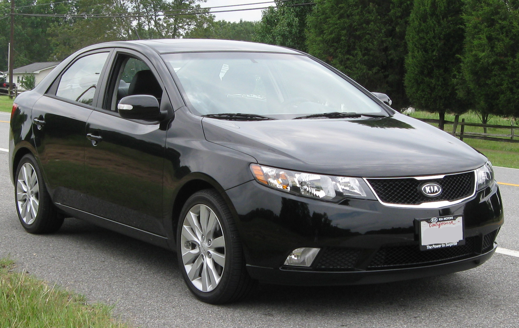 2008 Kia Forte Pictures Information And Specs Auto