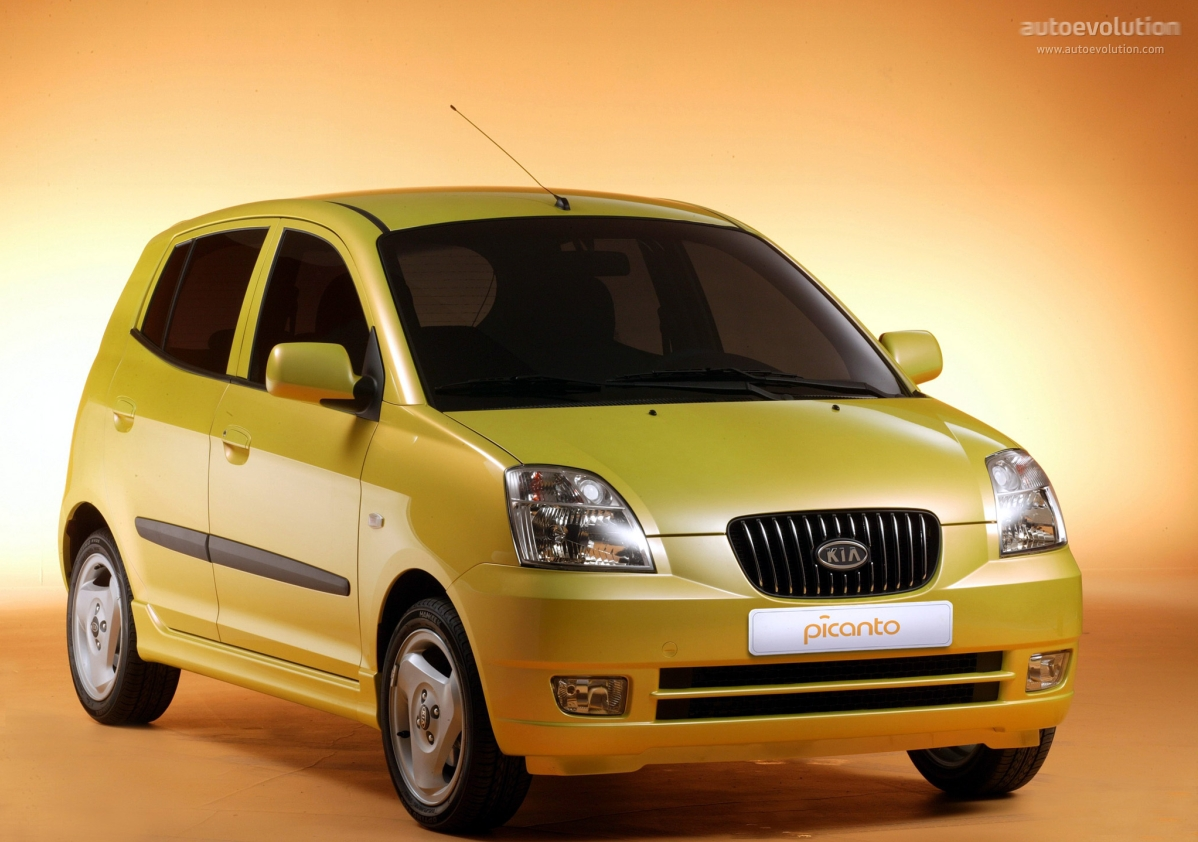 2004 kia picanto pictures information and specs auto. Black Bedroom Furniture Sets. Home Design Ideas