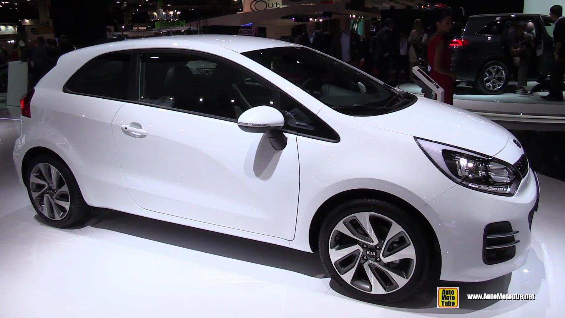 2016 kia rio ii hatchback pictures information and. Black Bedroom Furniture Sets. Home Design Ideas