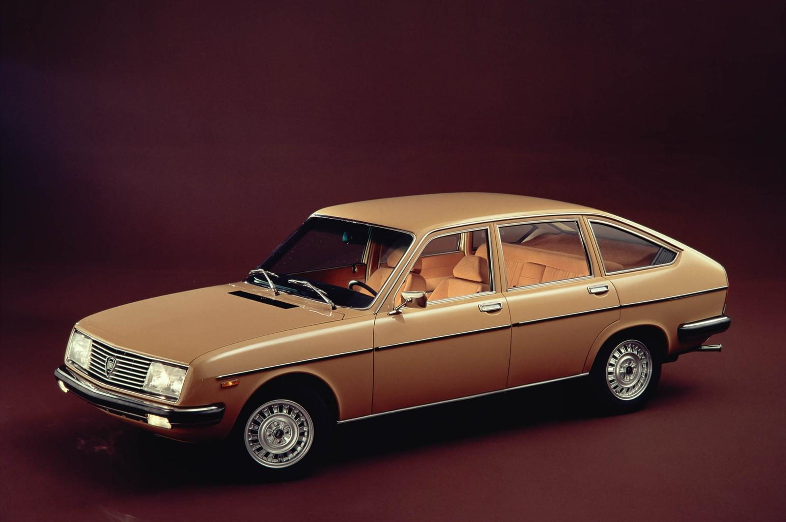 Pictures of lancia beta