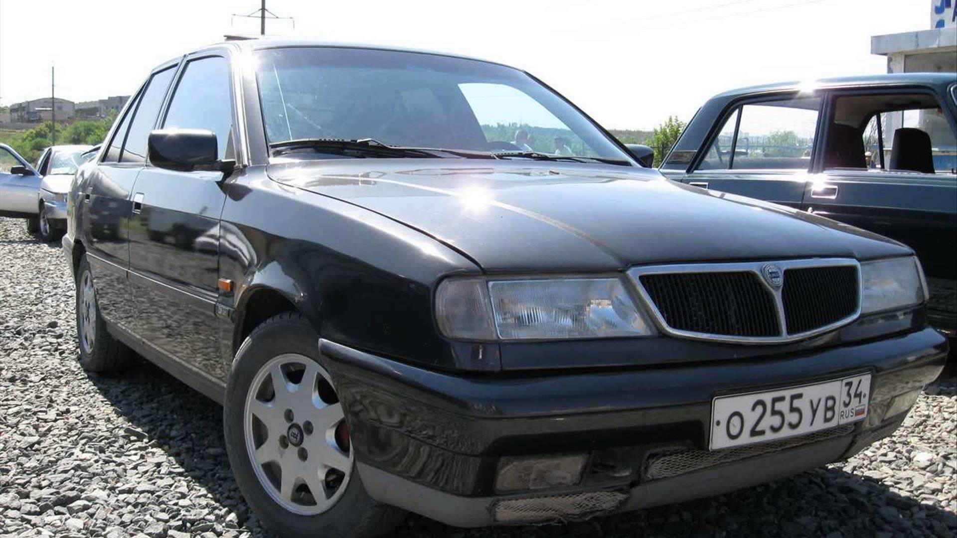 Pictures of lancia dedra (835) 1990 #8