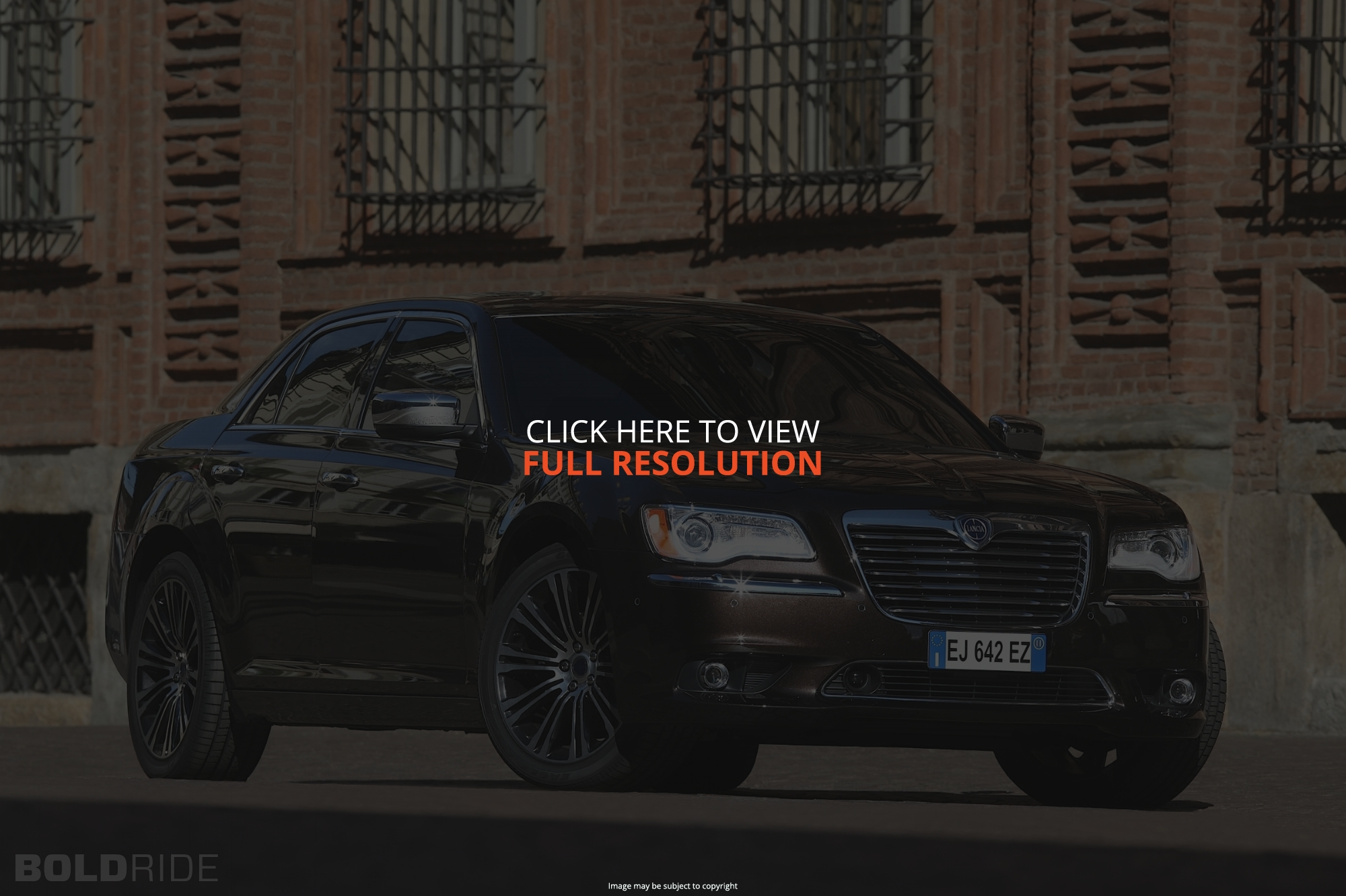 Pictures of lancia thema (lx) 2012 #9