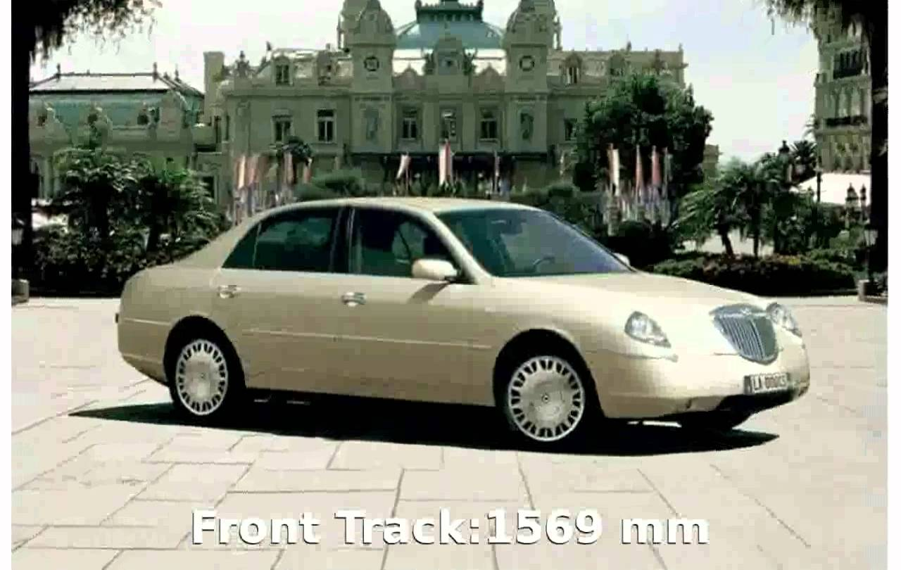 Pictures of lancia thesis 2001