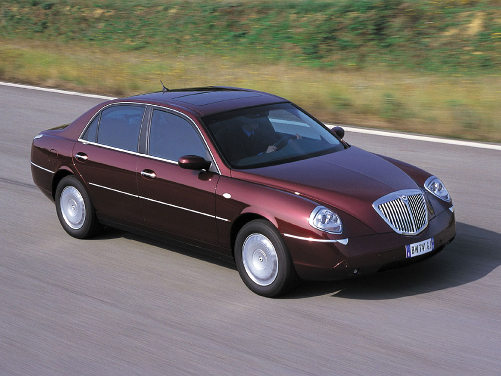 lancia thesis pictures