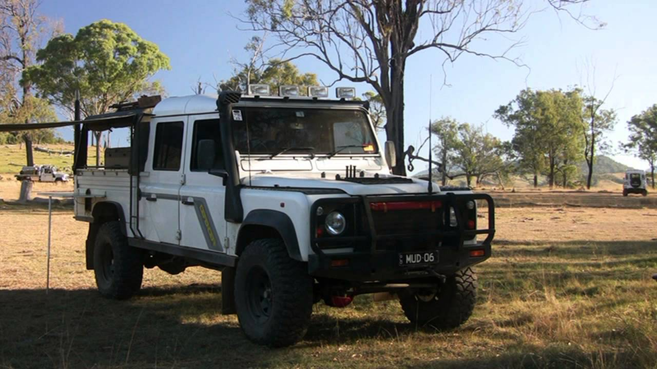 2010 Land Rover Defender 130 Pictures Information And