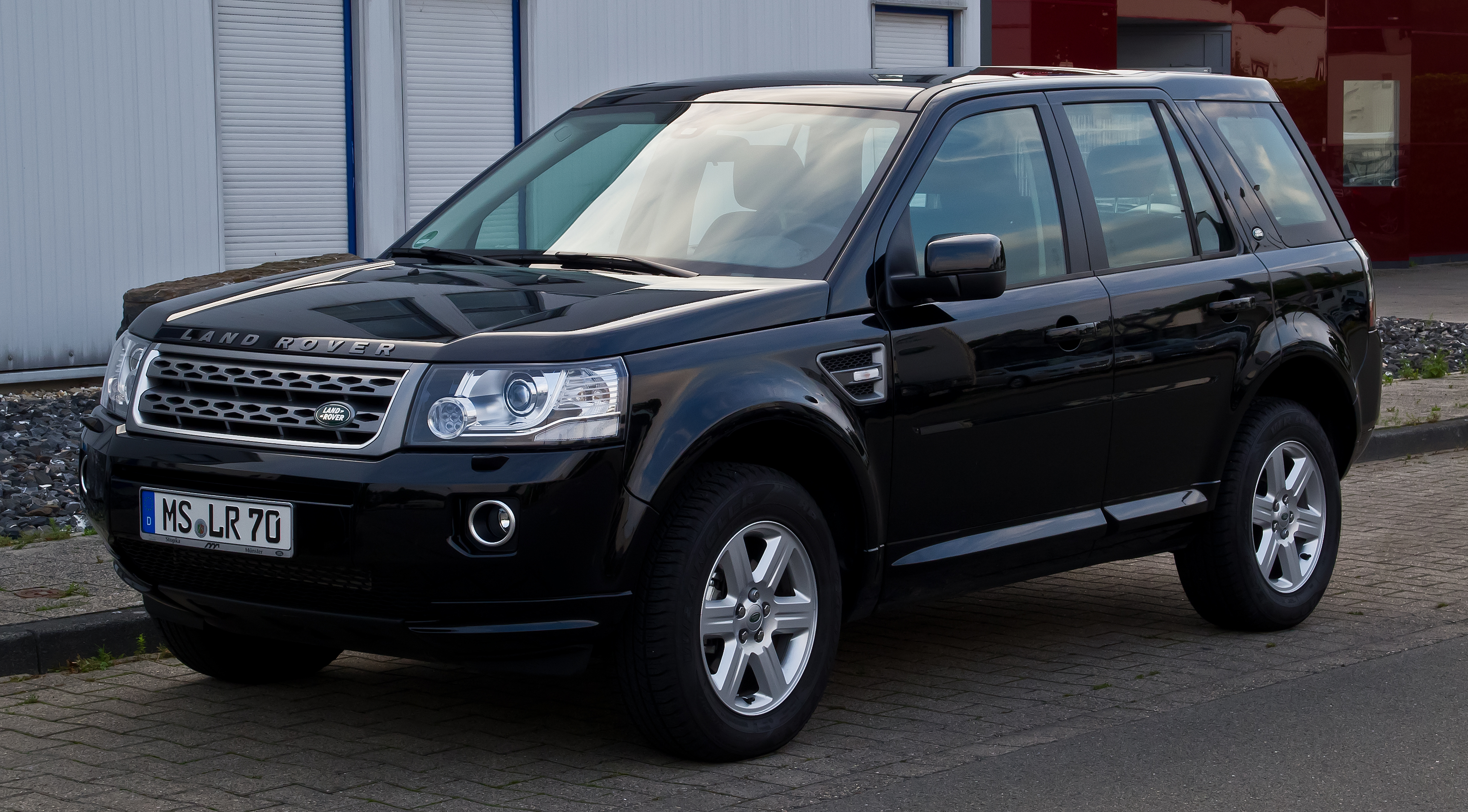 Pictures of land rover freelander #5