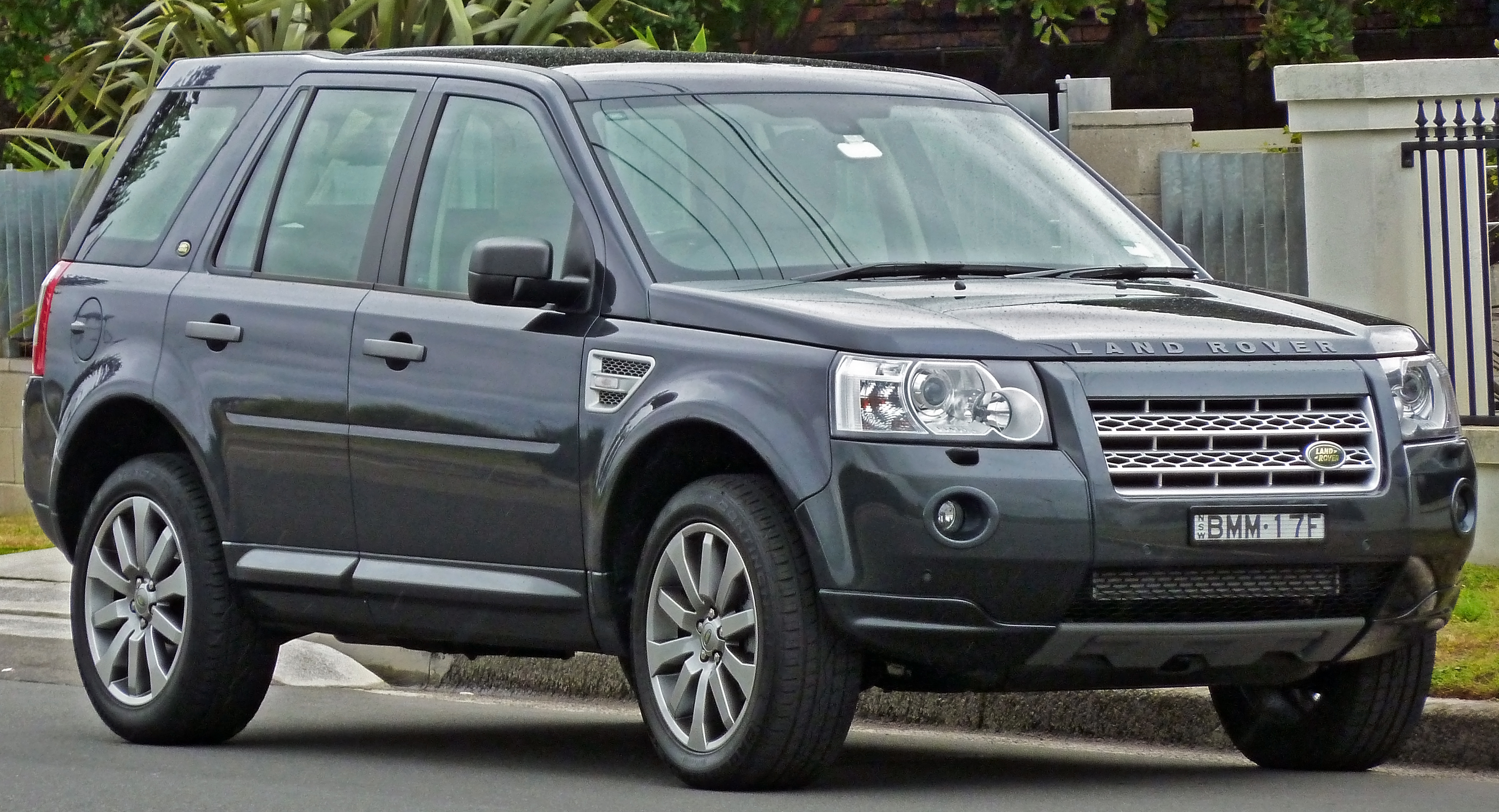 2000 land rover freelander ln pictures information and specs auto. Black Bedroom Furniture Sets. Home Design Ideas