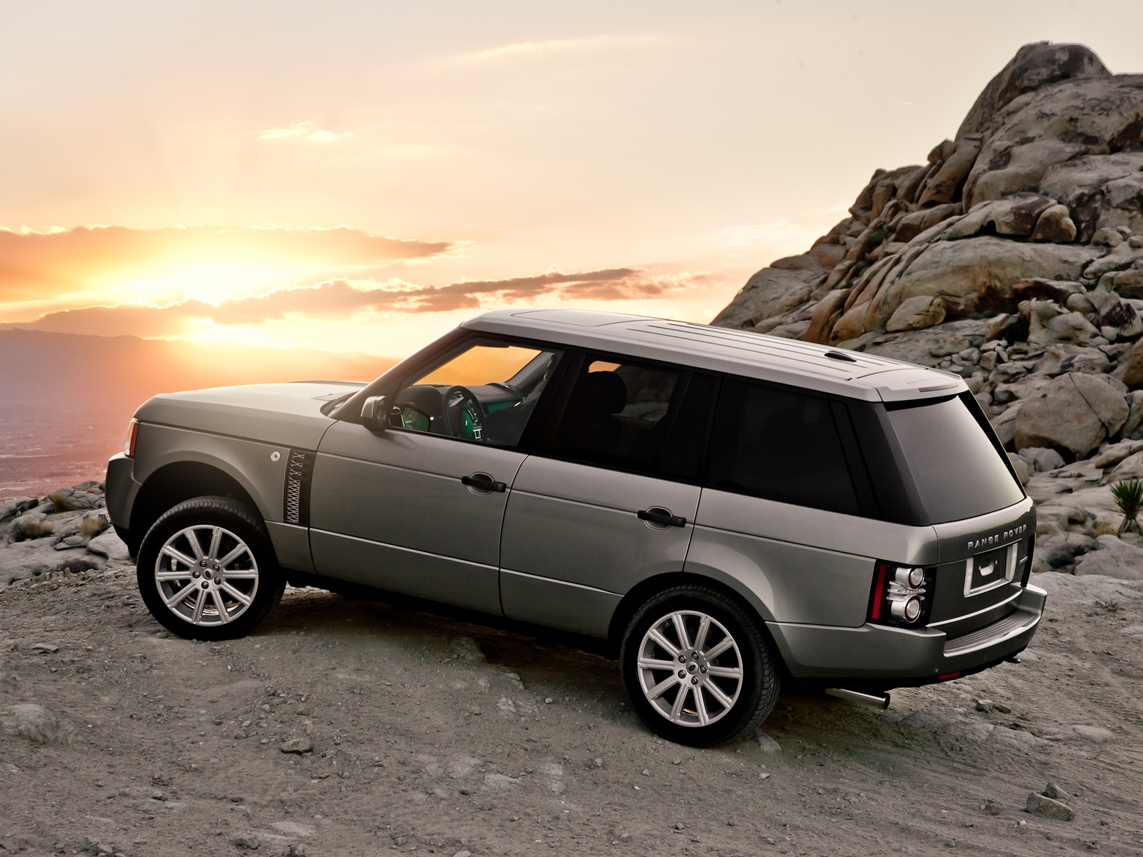 Pictures of land rover range rover #6