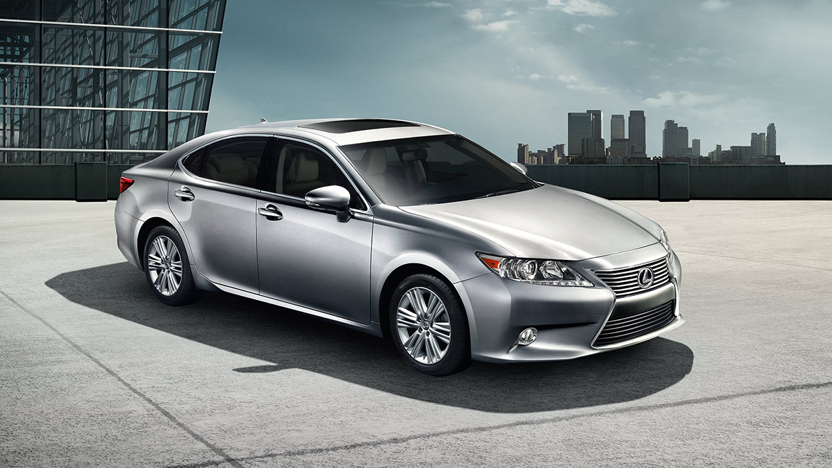 Pictures of lexus es