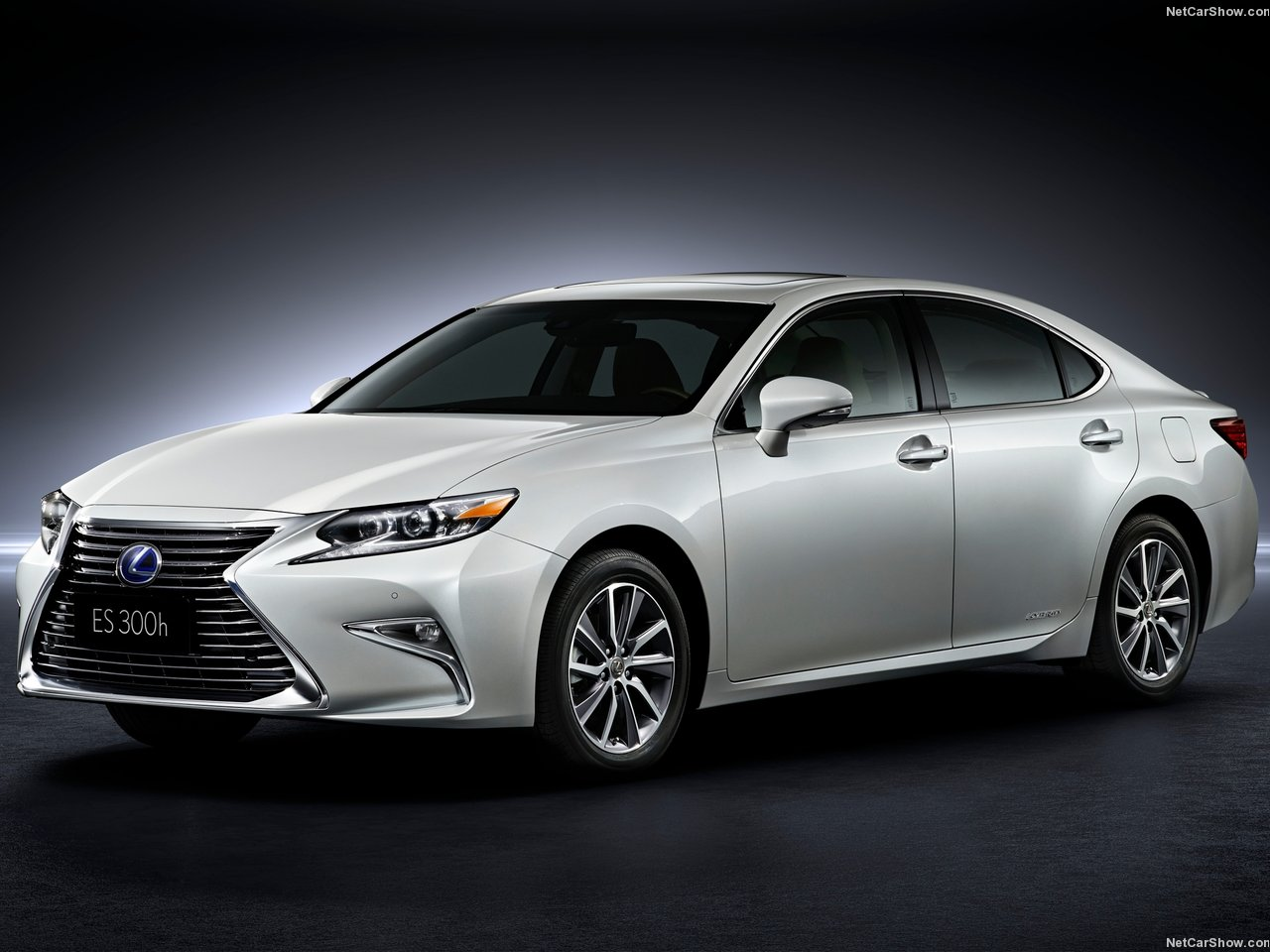 Pictures of lexus es vi 2016