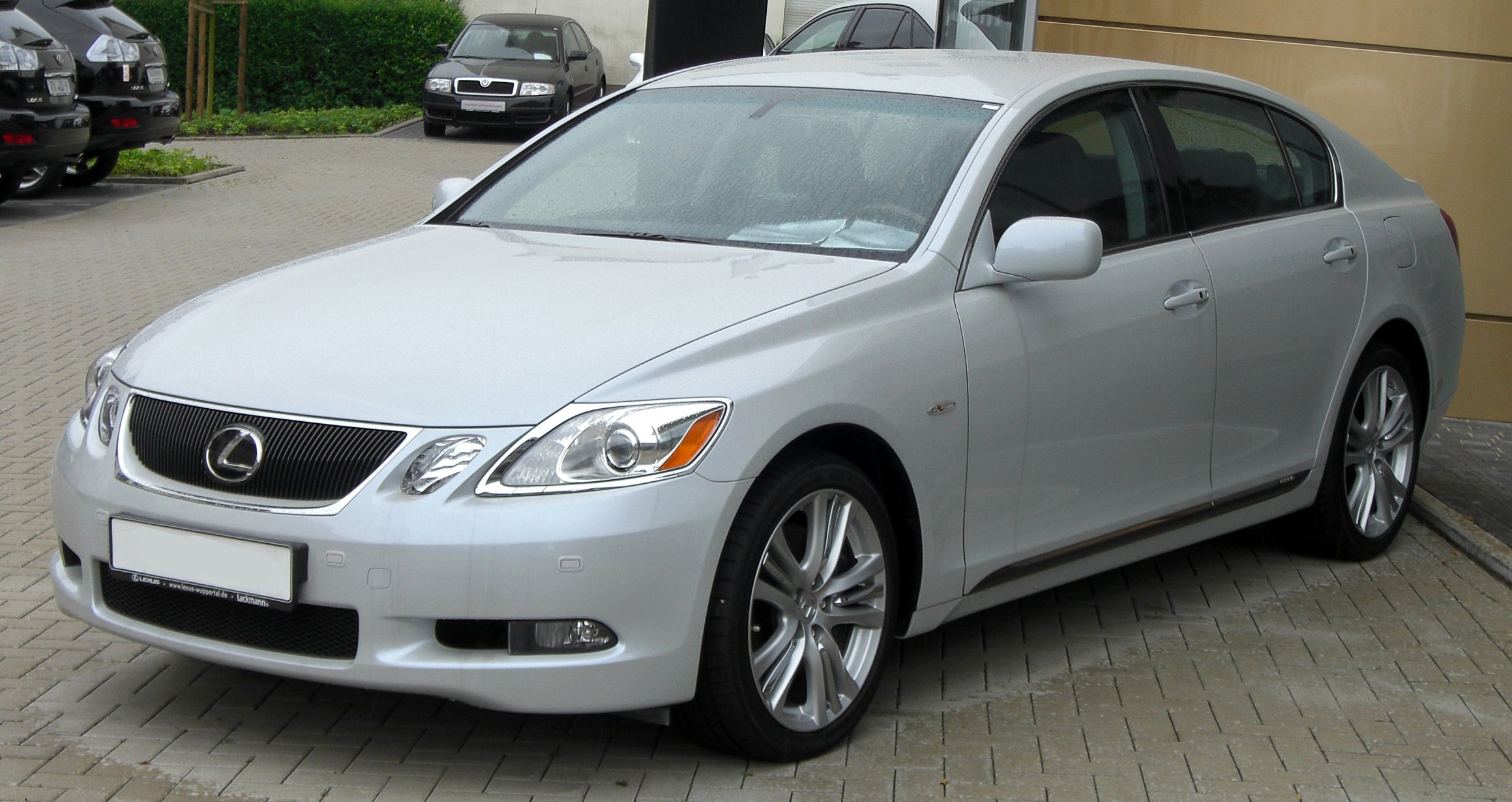 Pictures of lexus gs