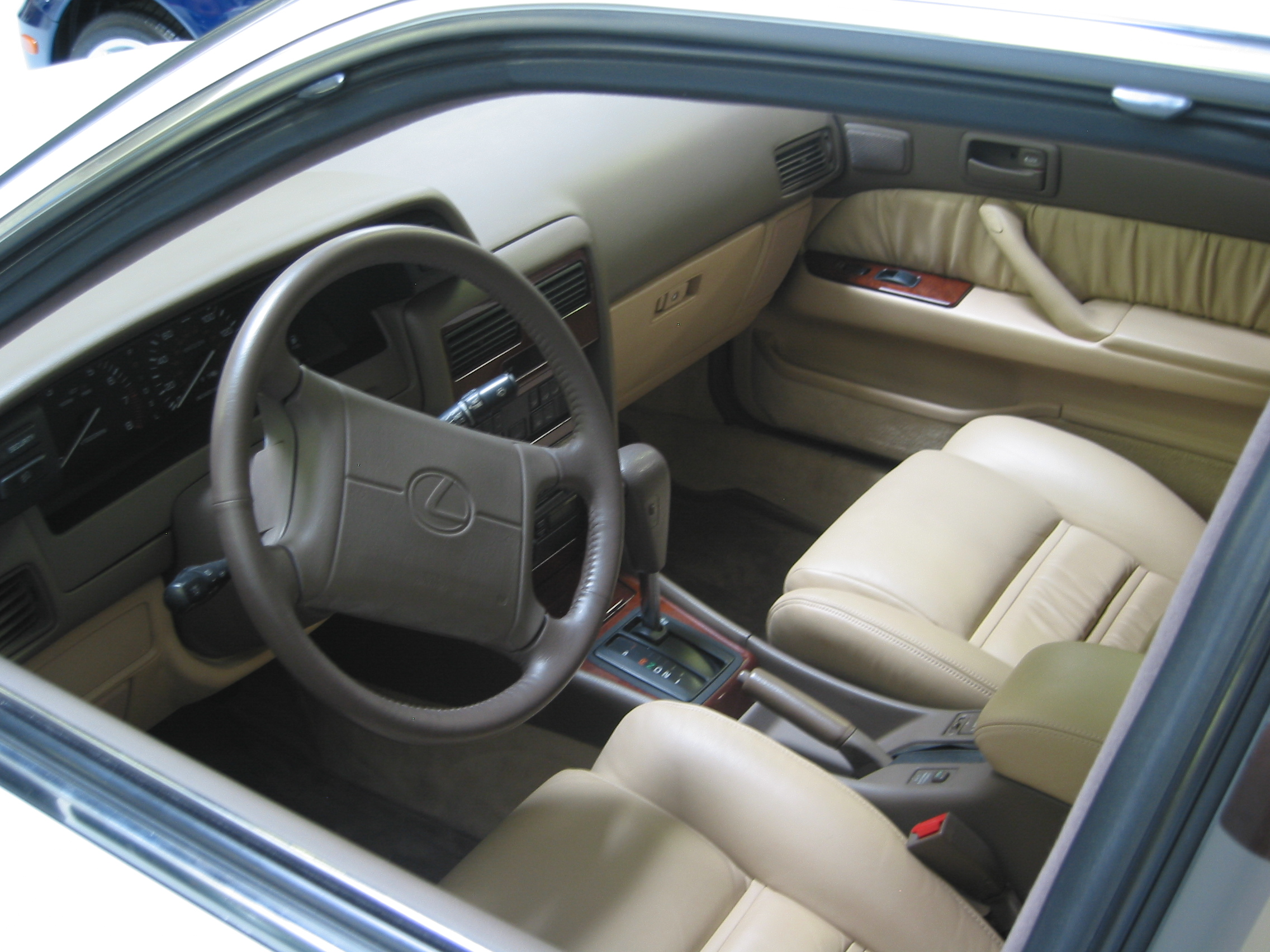 Pictures of lexus gs i 1991 #7
