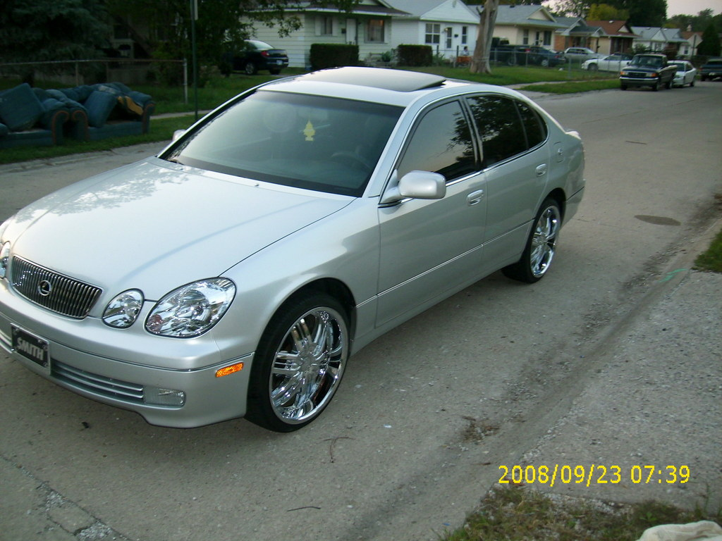 2003 lexus gs ii pictures information and specs auto. Black Bedroom Furniture Sets. Home Design Ideas