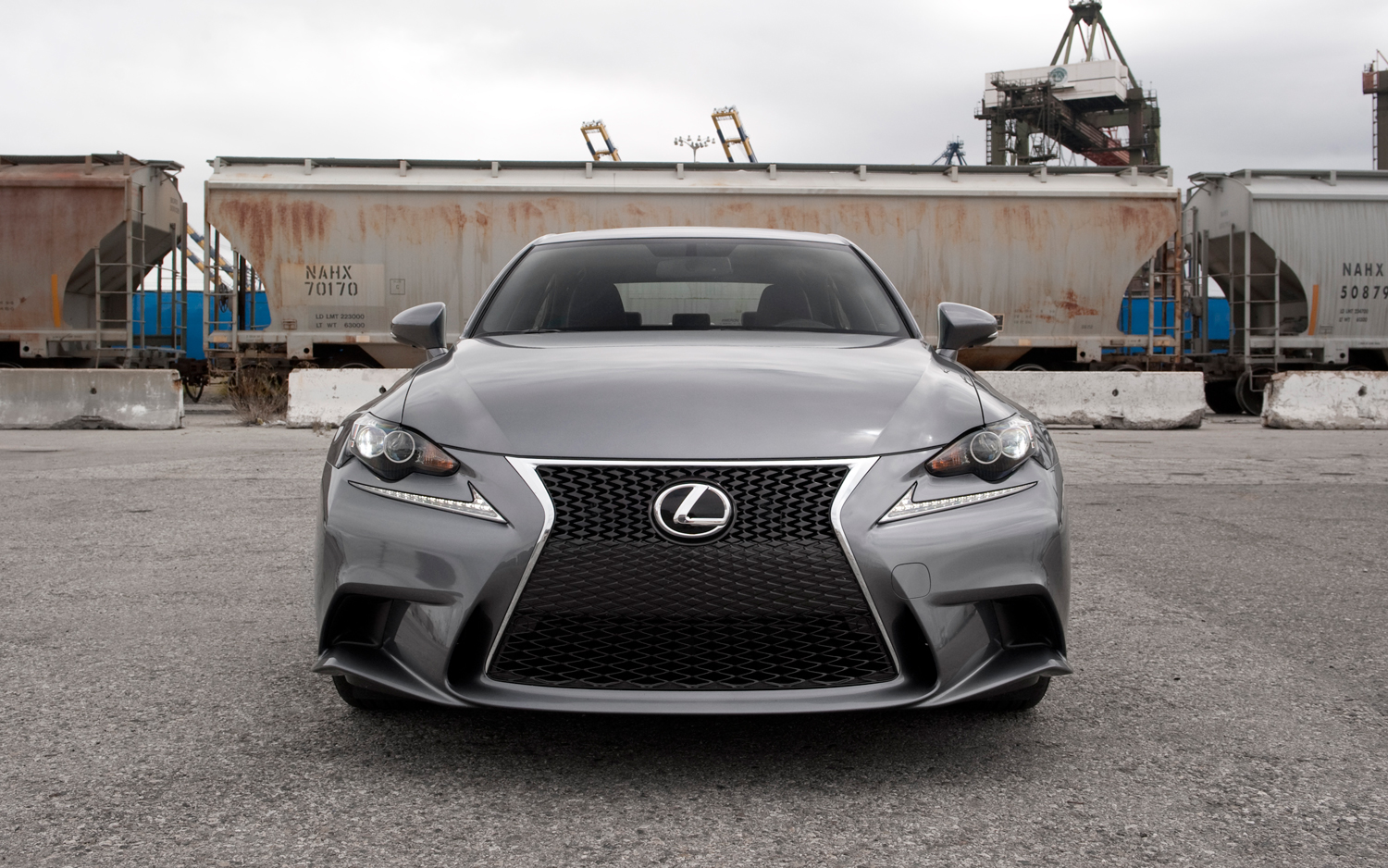 Pictures of lexus is ii 2014