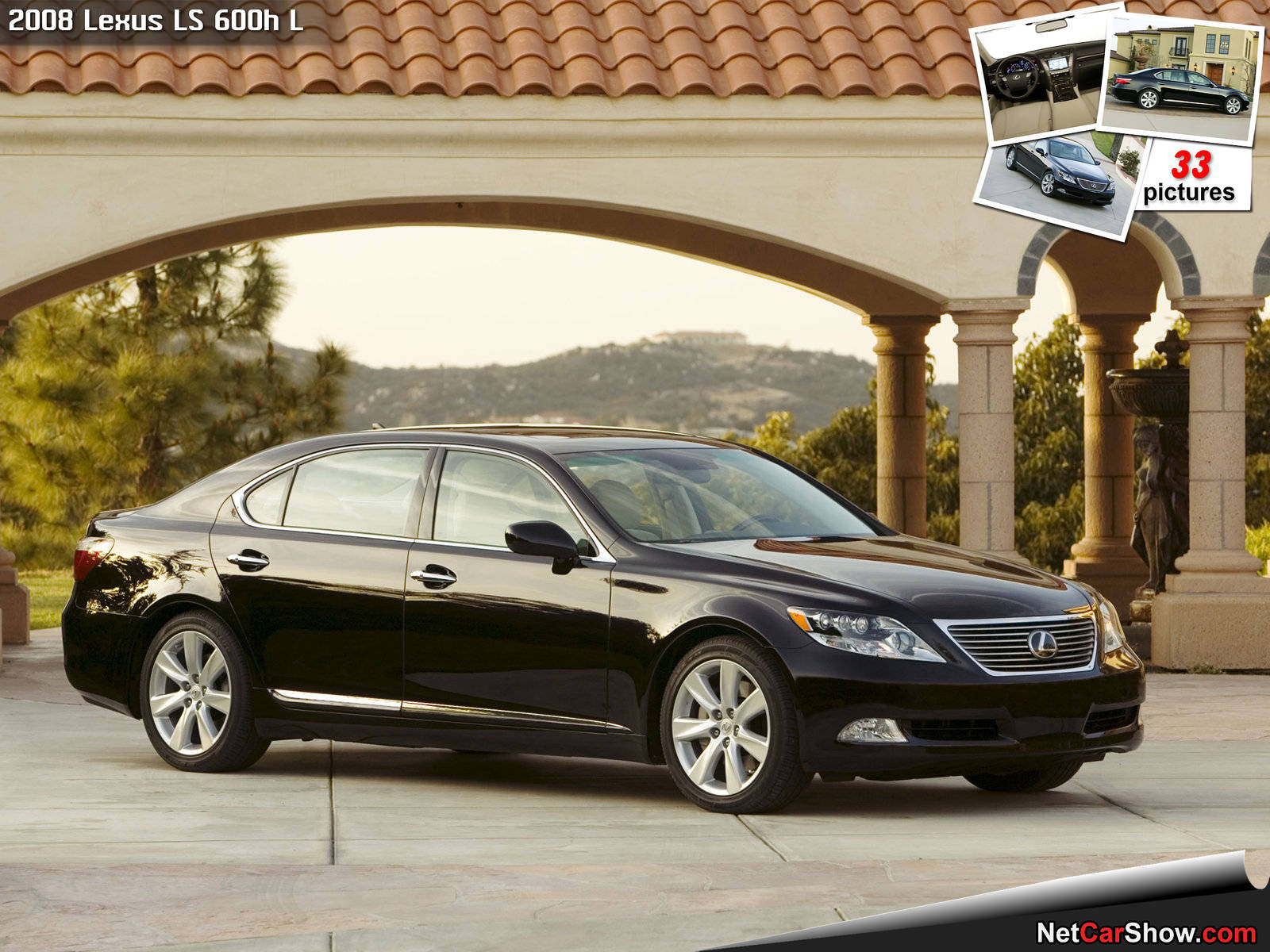 Pictures of lexus ls