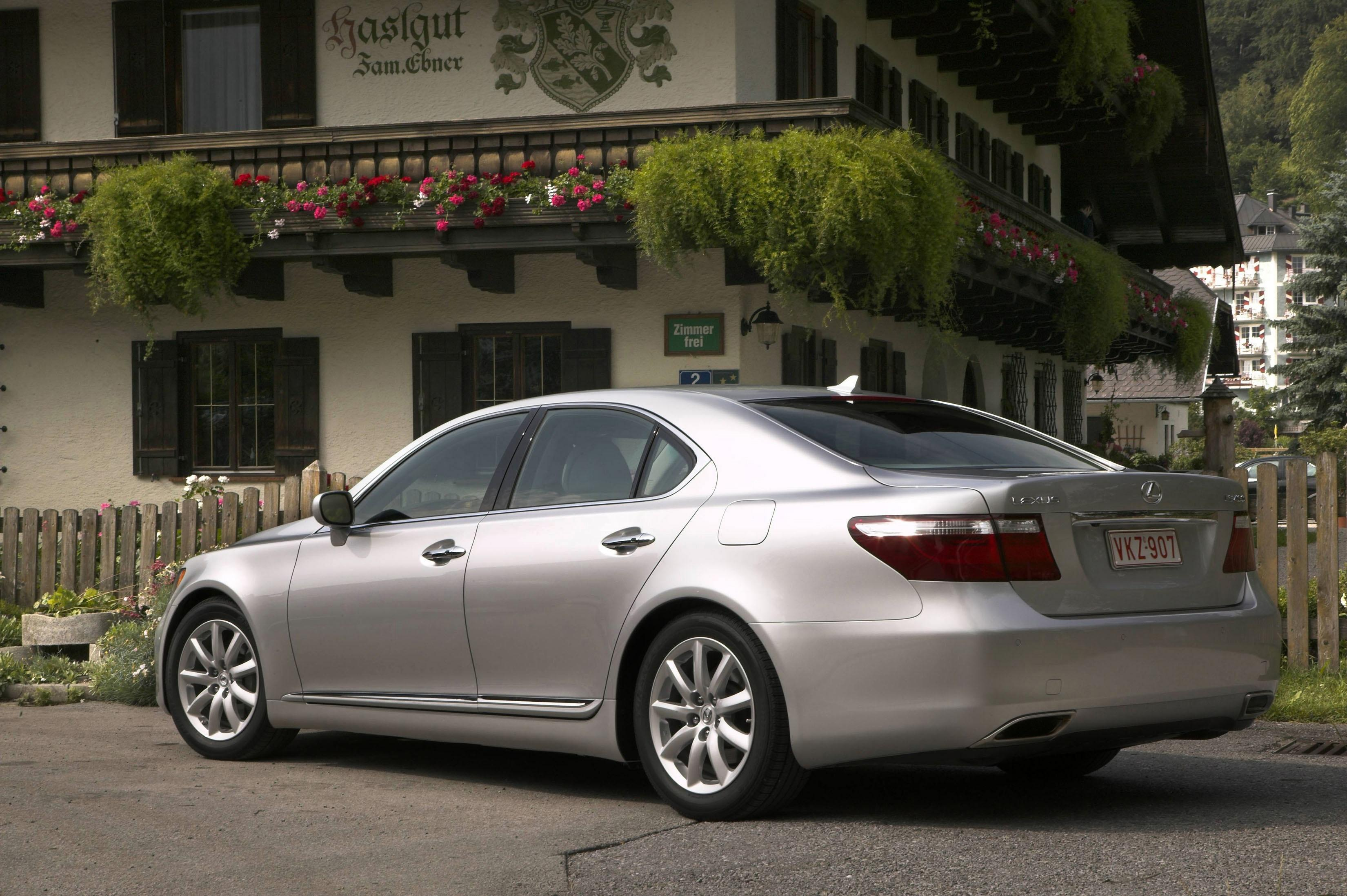 Pictures of lexus ls #15