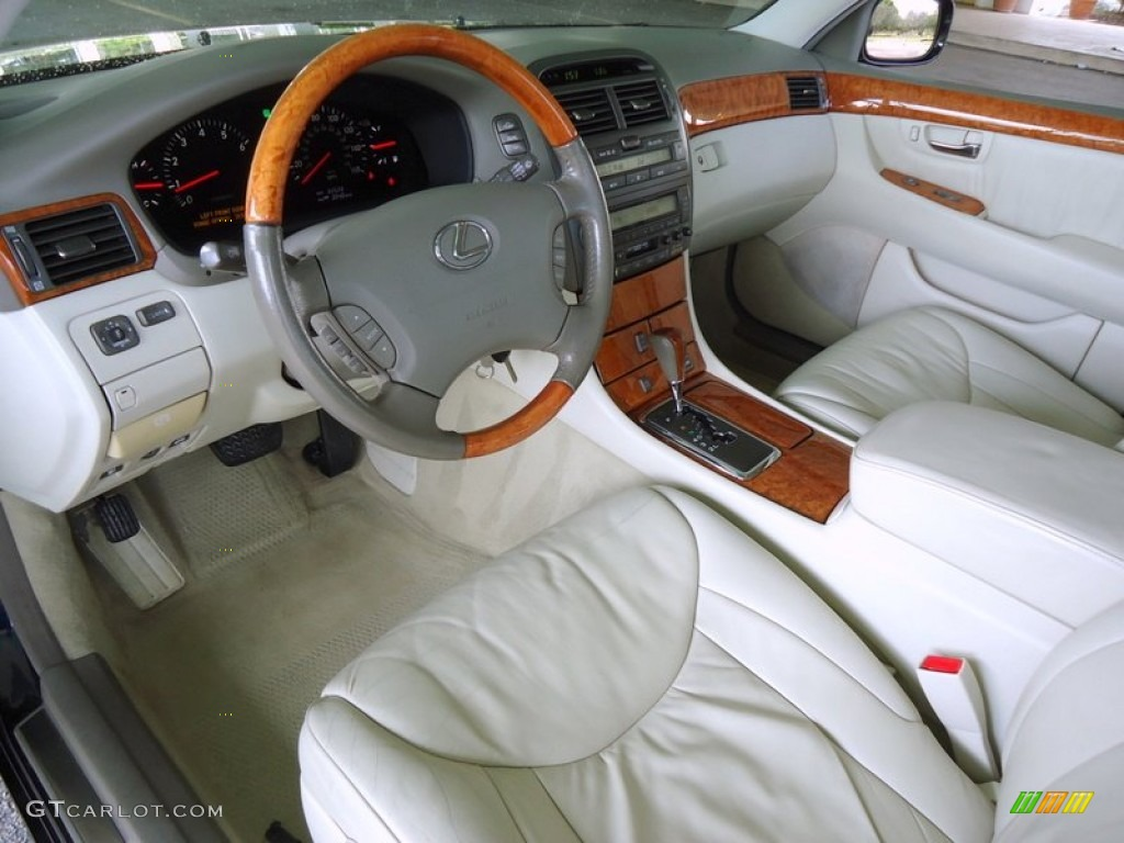 Pictures of lexus ls 430 2001