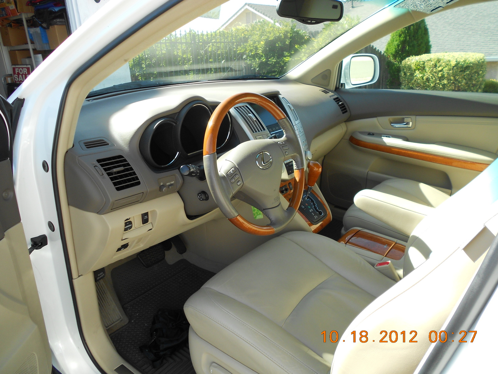 Pictures of lexus rx ii 2005