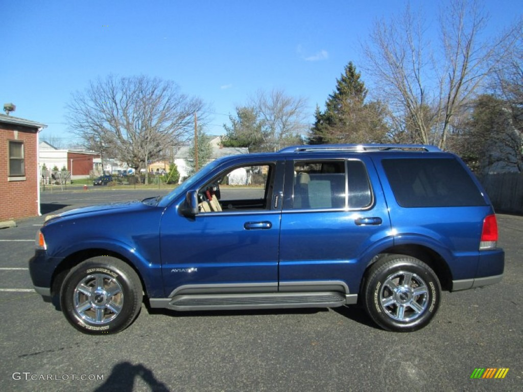 2005 Lincoln Aviator Pictures Information And Specs