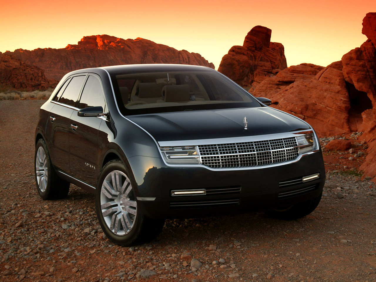 2013 Lincoln Aviator Pictures Information And Specs
