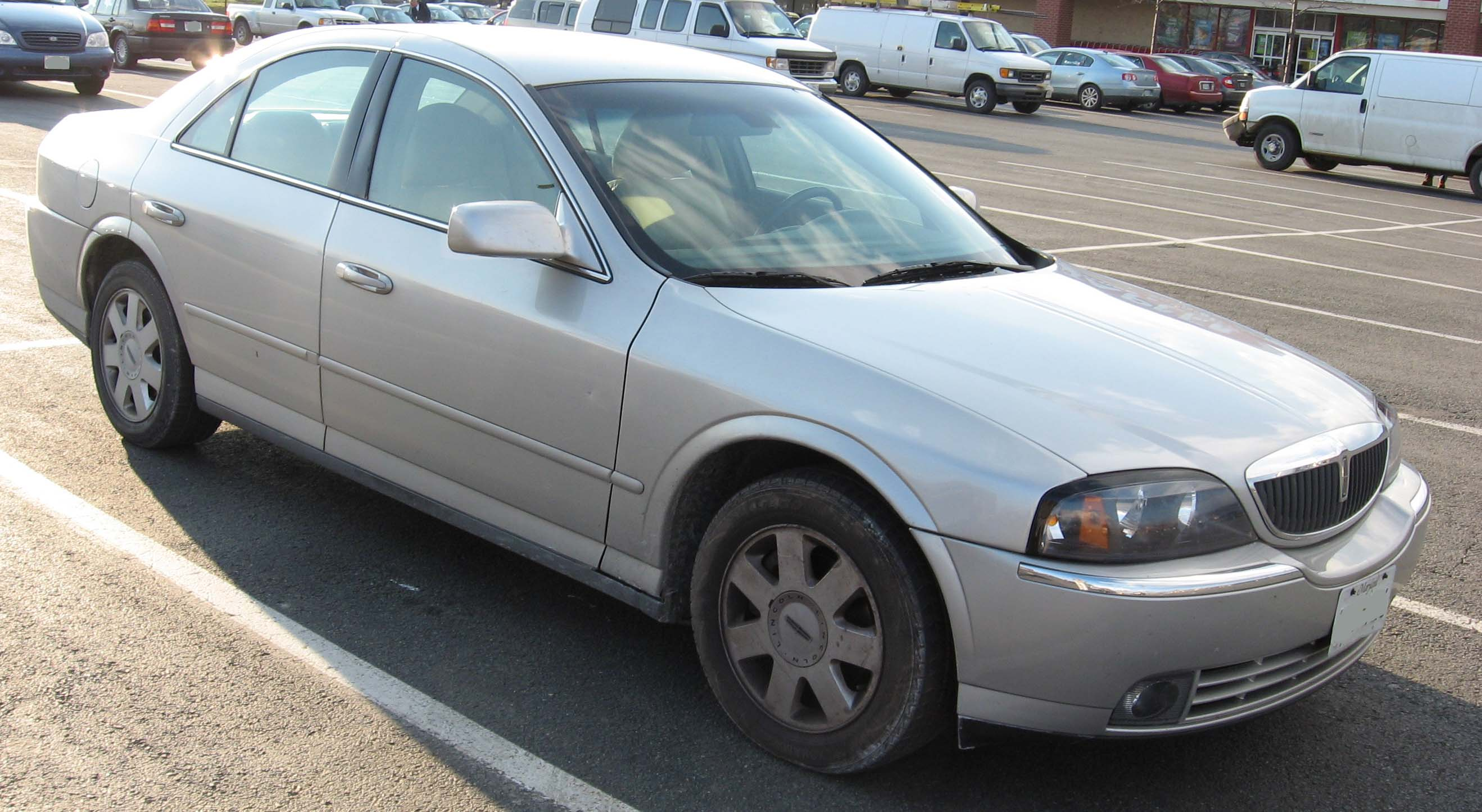 Pictures of lincoln ls