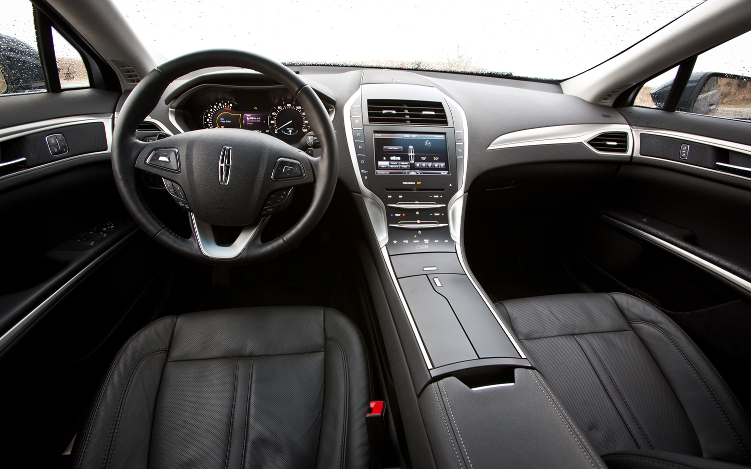 Pictures of lincoln mkz